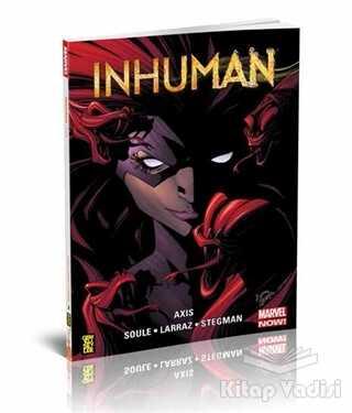 Gerekli Şeyler Yayıncılık - Inhuman