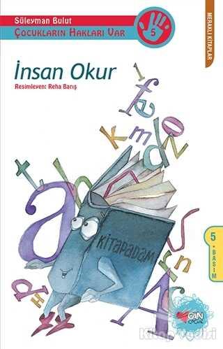 Can Çocuk Yayınları - İnsan Okur
