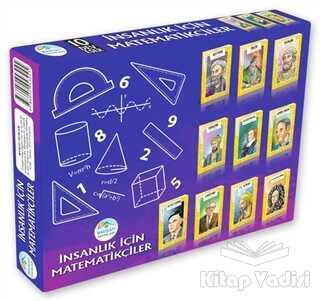 Maviçatı Yayınları - İnsanlık İçin Matematikçiler Seti (10 Kitap)