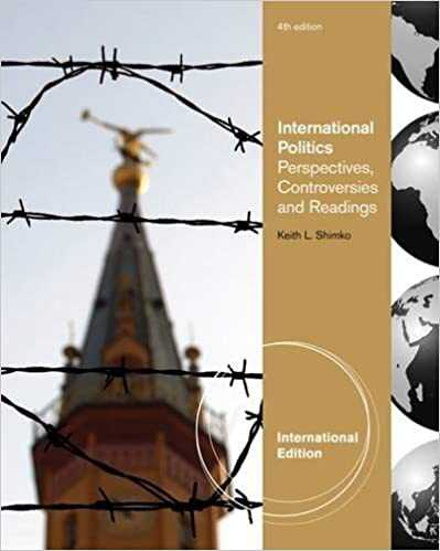 National Geographic - International Relations Perspectives, Controversies & Readings, International Edition
