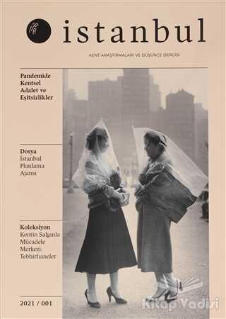 İPA İstanbul Dergisi - İPA İstanbul Dergisi 2021/001