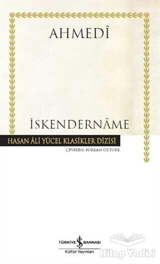 İş Bankası Kültür Yayınları - İskendername