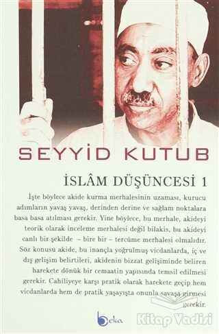 Beka Yayınları - İslam Düşüncesi 1