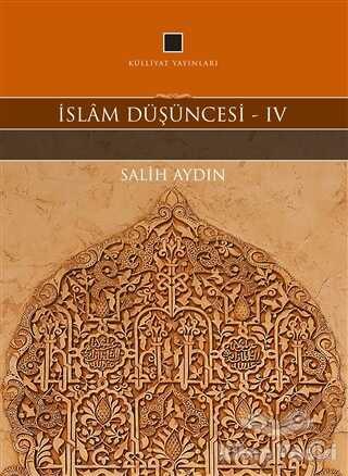 Külliyat Yayınları - İslam Düşüncesi 4
