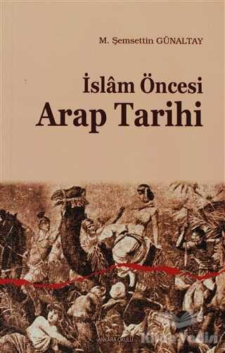 İslam Öncesi Arap Tarihi