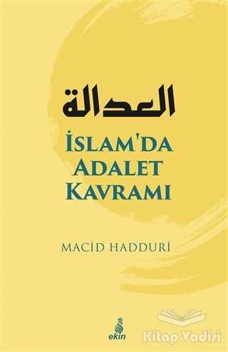 Ekin Yayınları - İslam'da Adalet Kavramı