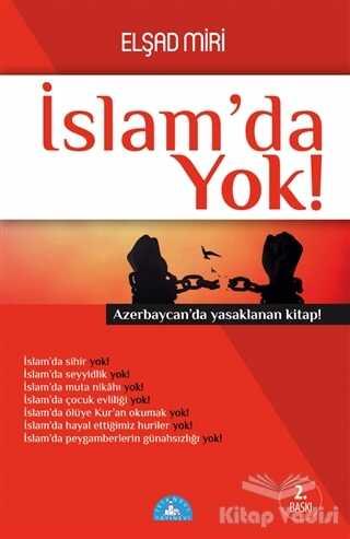 İstanbul Yayınevi - İslam'da Yok!