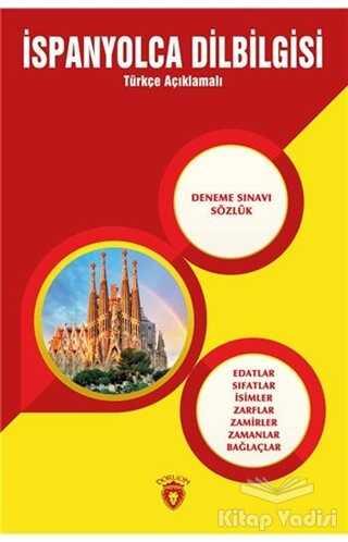 Dorlion Yayınevi - İspanyolca Dilbilgisi (Türkçe Açıklamalı)