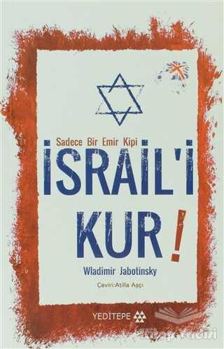 Yeditepe Yayınevi - İsrail'i Kur