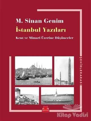 Kırmızı Kedi Yayınevi - İstanbul Yazıları