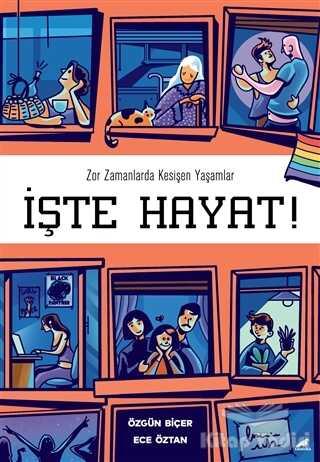Kara Karga Yayınları - İşte Hayat!