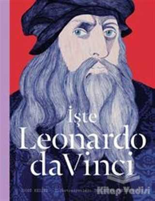 Hep Kitap - İşte Leonardo da Vinci