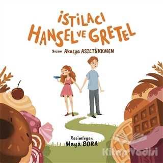 Mandolin Yayınları - İstilacı Hansel ve Gretel