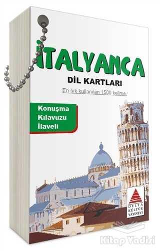Delta Kültür Basım Yayın - İtalyanca Dil Kartları