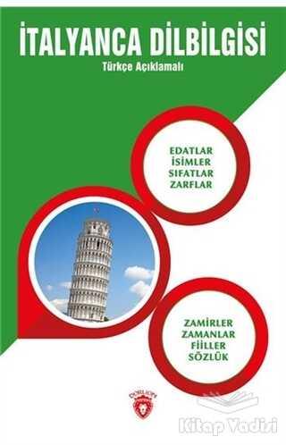 Dorlion Yayınevi - İtalyanca Dilbilgisi (Türkçe Açıklamalı)