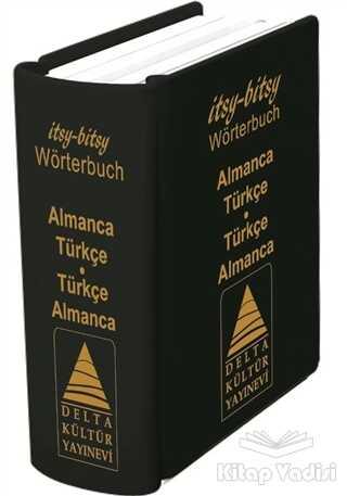 Delta Kültür Basım Yayın - İtsy - Bitsy Almanca - Türkçe ve Türkçe - Almanca Mini Sözlük