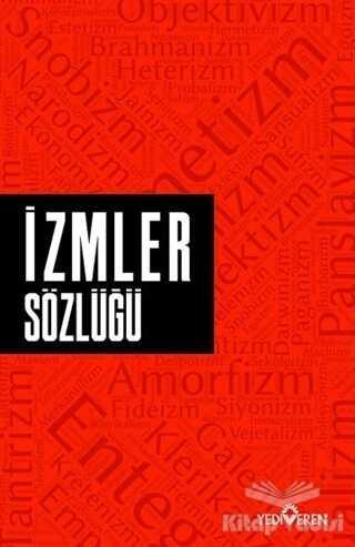 Yediveren Yayınları - İzmler Sözlüğü