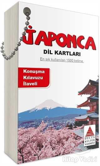 Delta Kültür Basım Yayın - Japonca Dil Kartları