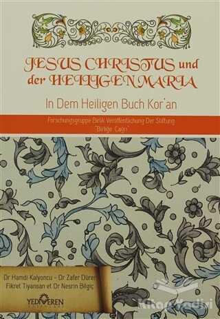 Yediveren Yayınları - Jesus Christus und der Heiligen Maria