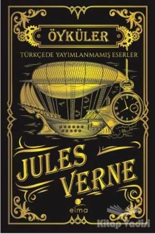 ELMA Yayınevi - Jules Verne Öyküler