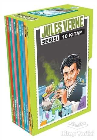 Maviçatı Yayınları - Jules Verne Serisi 10 Kitap Set