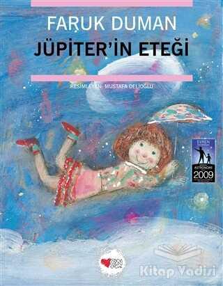 Can Çocuk Yayınları - Jüpiter'in Eteği
