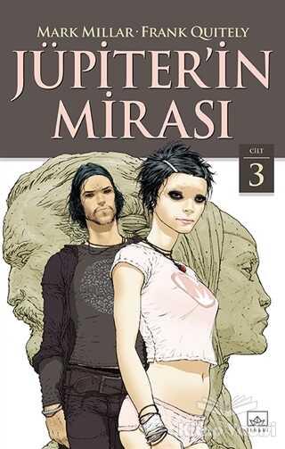 İthaki Yayınları - Jüpiter'in Mirası Cilt 3