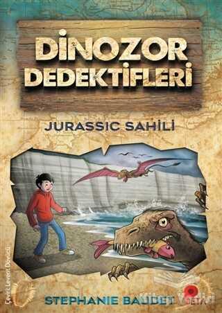 Peta Kitap - Jurassic Sahili - Dinozor Dedektifleri