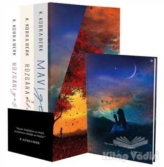 Ephesus Yayınları - K. Kübra Berk Kutulu Set (3 Kitap Takım)