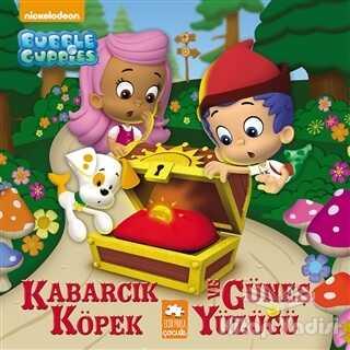 Eksik Parça Yayınları - Kabarcık Çocuklar - Kabarcık Köpek ve Güneş Yüzüğü