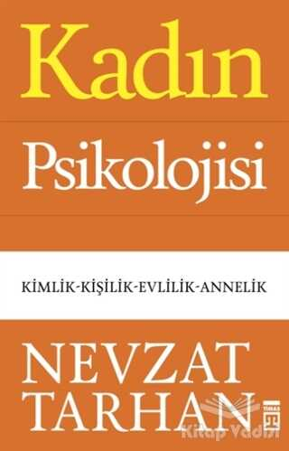 Timaş Yayınları - Kadın Psikolojisi