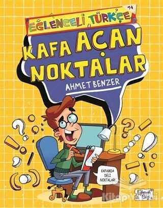 Eğlenceli Bilgi Yayınları - Kafa Açan Noktalar