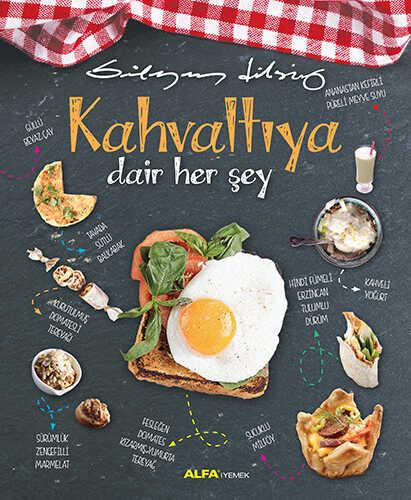Alfa Yayınları - Kahvaltıya Dair Her Şey