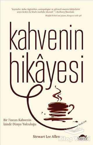 Maya Kitap - Kahvenin Hikayesi