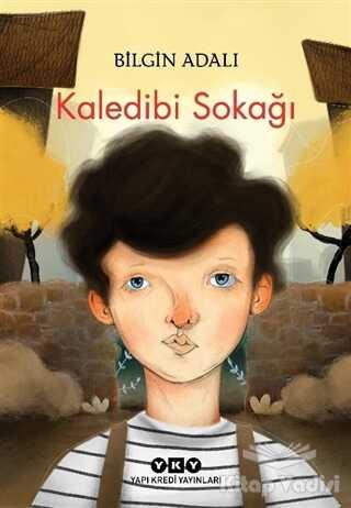 Yapı Kredi Yayınları - Kaledibi Sokağı