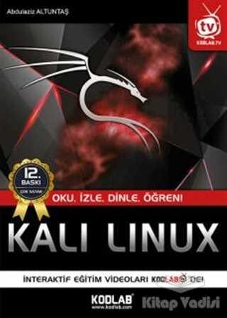 Kodlab Yayın Dağıtım - Kali Linux