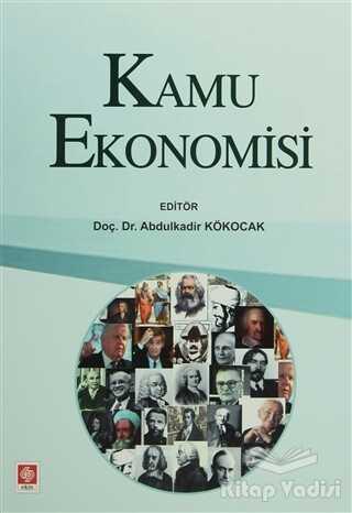 Ekin Basım Yayın - Akademik Kitaplar - Kamu Ekonomisi