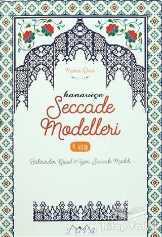 Tuva Yayıncılık - Kanaviçe Seccade Modelleri 4. Kitap