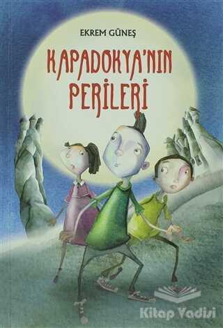 Tudem Yayınları - Kapadokya'nın Perileri