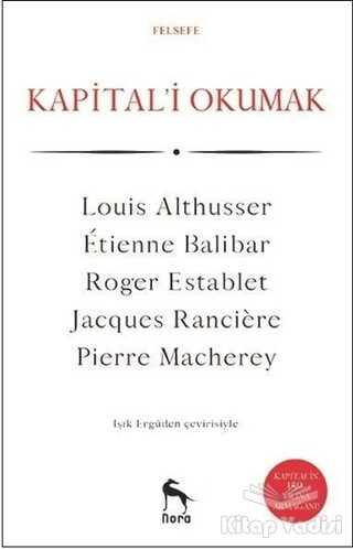 Nora Kitap - Kapital'i Okumak