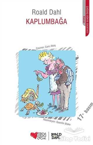 Can Çocuk Yayınları - Kaplumbağa