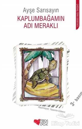 Can Çocuk Yayınları - Kaplumbağamın Adı Meraklı