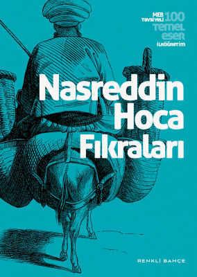 Renkli Bahçe Yayınları - Nasrettin Hoca - Renkli Bahçe