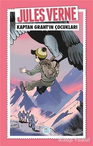 Maviçatı Yayınları - Kaptan Grant'ın Çocukları