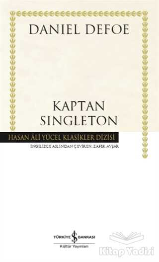 İş Bankası Kültür Yayınları - Kaptan Singleton