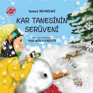 Parmak Çocuk Yayınları - Kar Tanesinin Serüveni