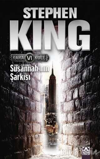 Altın Kitaplar - Kara Kule 6 - Susannah'nın Şarkısı