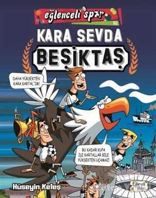 Eğlenceli Bilgi Yayınları - Kara Sevda Beşiktaş