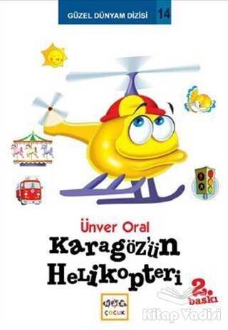 Nar Yayınları - Karagöz'ün Helikopteri