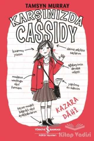 İş Bankası Kültür Yayınları - Karşınızda Cassidy